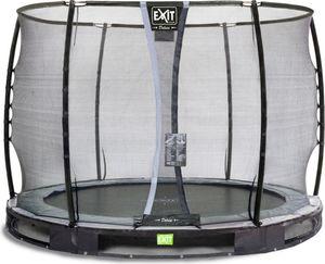 EXIT Elegant Ground Premium 305 (10ft) + Sicherheitsnetz Deluxe Rund s ...