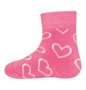 """ewers             Socken """"Herzen"""", für Mädchen"""
