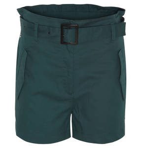 G-Star RAW             Shorts, unifarben, Stoffgürtel