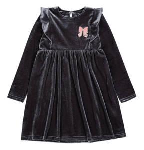 JETTE by STACCATO             Kleid, Samt, uni, für Mädchen