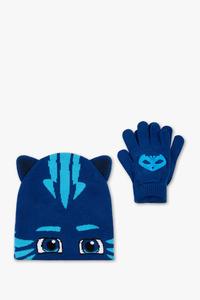 PJ Masks - Set - Mütze und Handschuhe