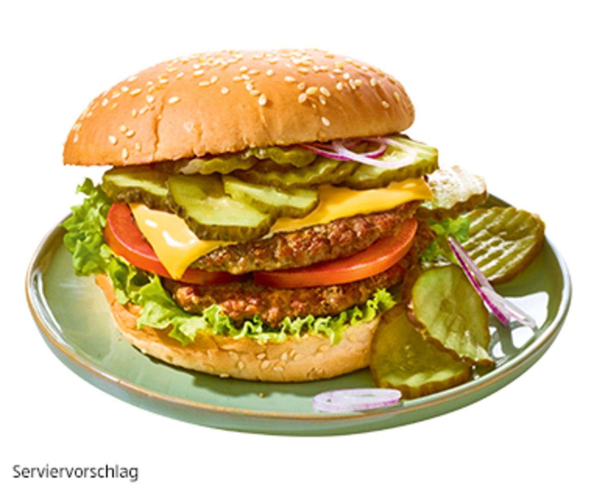 Bild 2 von BBQ Burgergurken