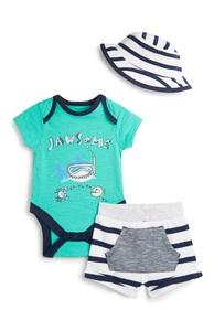 3-teiliges Set für Neugeborene
