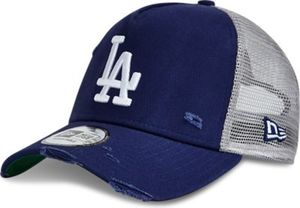 New Era Mlb Distressed Trucker La Dodgers - Unisex Kappen