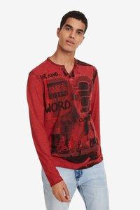 Rotes Shirt Emilio
