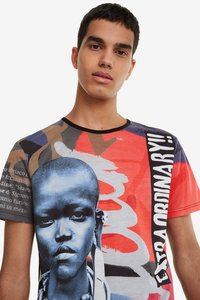 T-Shirt Massai-Print Edmund