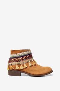 Ankle Boots im Boho-Look Soho Ethnic