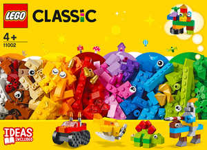 LEGO CLASSIC  »Bausteine-Starter-Set« (11002)