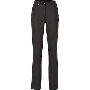 Adagio Damen Jeans mit Strass-Applikation