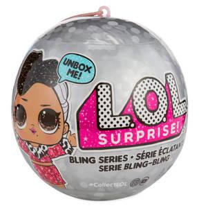 L.O.L Surprise             Surprise Dolls Bling Series, keine Vorauswahl