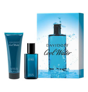 Davidoff                Cool Water Man                 Duft-Set 2-teilig