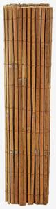 Balkonsichtschutzmatte aus Bambus