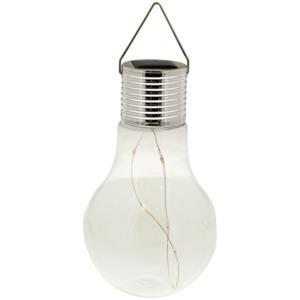 Gartenlampe Birne