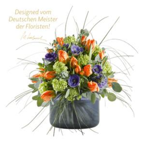 Osternest - | Strauß des Monats April Premium