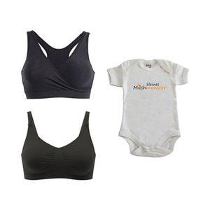 Medela   3-tlg. Set Still-BH, Schlafbustier und Gratis Baby Body