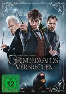 Phantastische Tierwesen: Grindelwalds Verbrechen  (DVD)