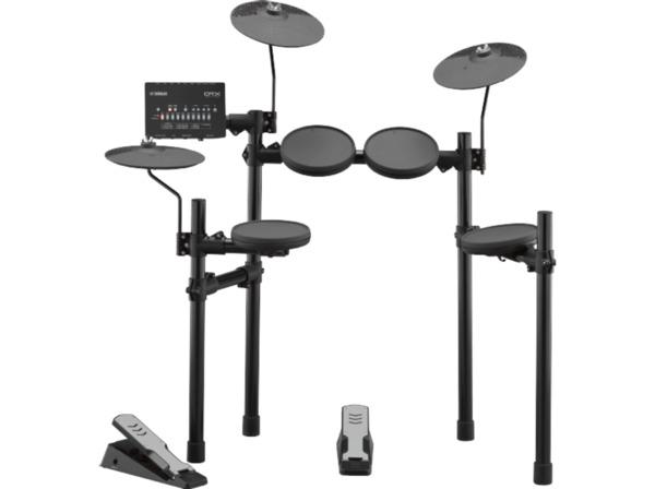 YAMAHA DTX402K Digital Schlagzeugset, Schwarz