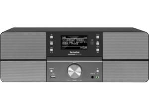 TECHNISAT DIGITRADIO 361 CD IR, Internetradio, Anthrazit