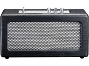 LENCO BT 300 SCHWARZ, Bluetooth Lautsprecher, Ausgangsleistung 20 Watt, Schwarz