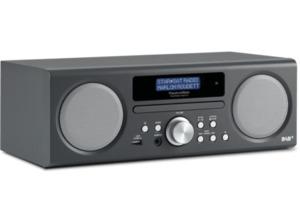 TECHNISAT 0000/4979 TECHNIRADIO DIGIT CD, Radio, Anthrazit