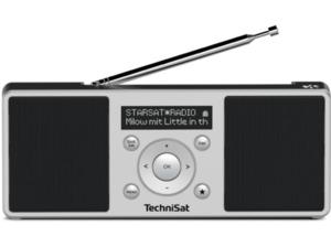 TECHNISAT DIGITRADIO 1 S, Portables DAB+/UKW-Stereoradio mit integriertem Akku