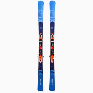 Ski All Mountain XLD500 Herren blau/orange