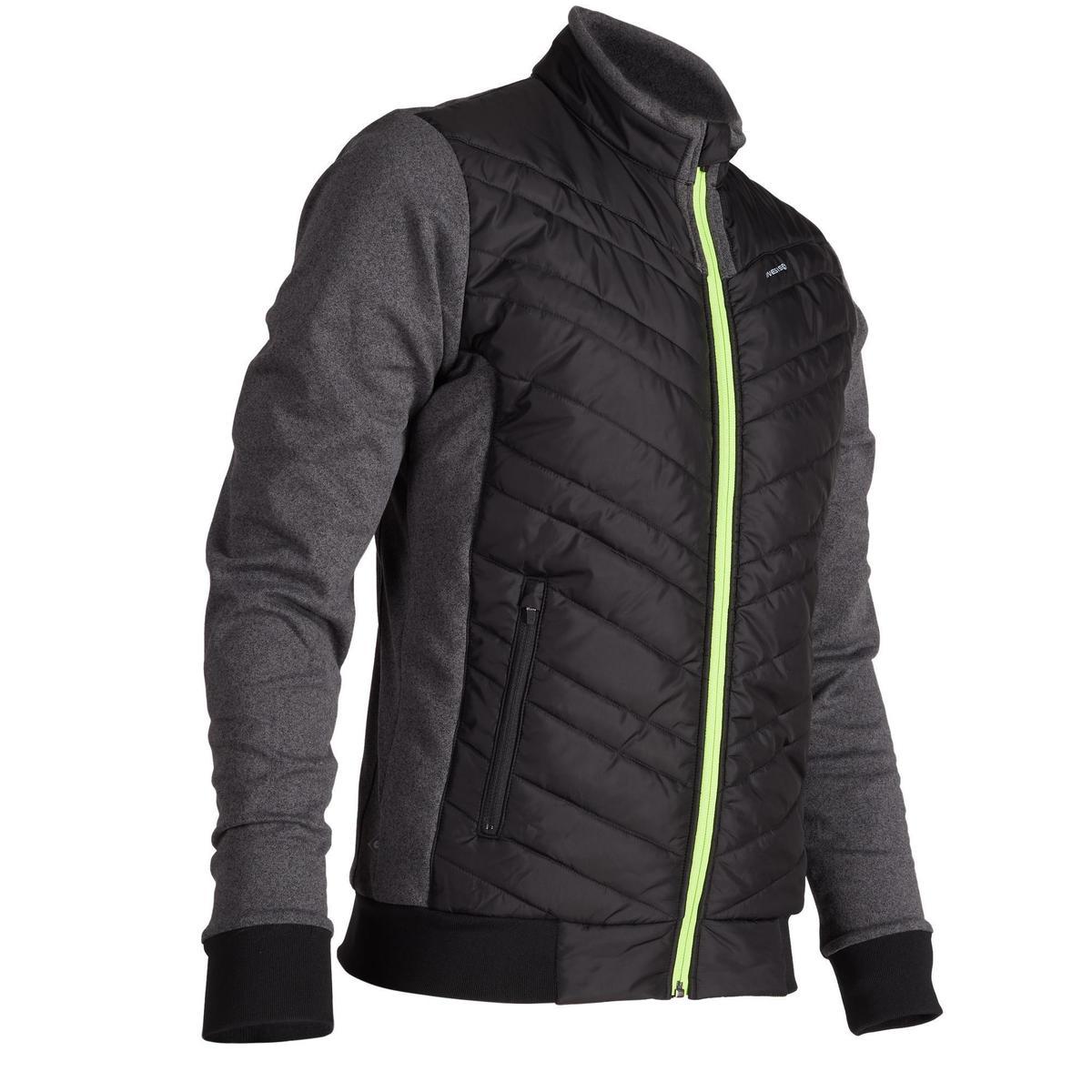Bild 1 von Golf Wattierte Jacke kühle Witterungen Herren schwarz