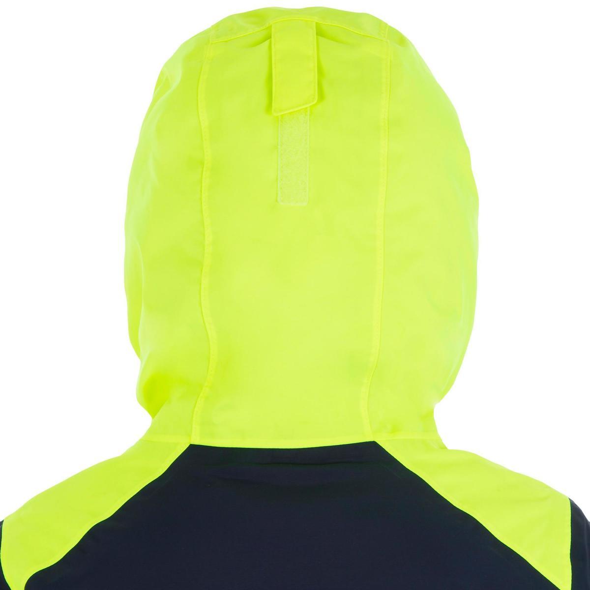 Bild 5 von Segeljacke warm 100 Jungen blau/gelb