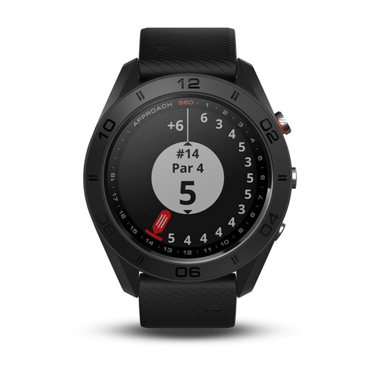 Bild 3 von Golf GPS-Uhr Approach S60 schwarz