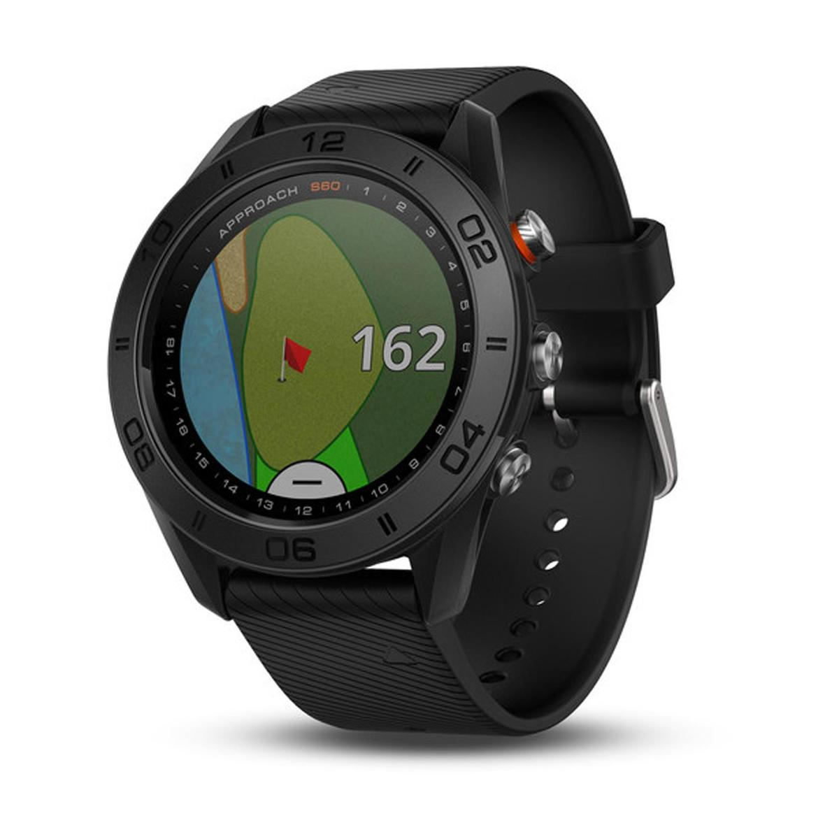 Bild 4 von Golf GPS-Uhr Approach S60 schwarz