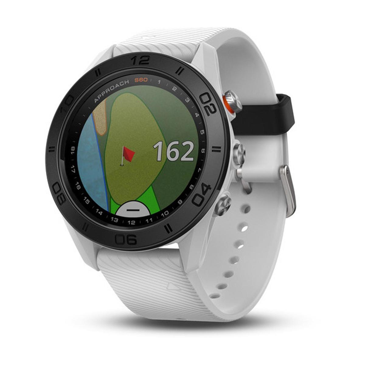 Bild 2 von Golf GPS-Uhr Approach S60 weiß