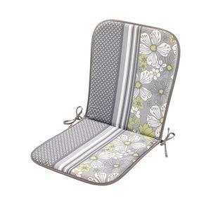 Home Stuhlkissen für Monoblock-Stühle, ca. 79x38x2cm