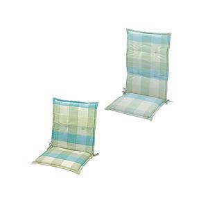 Home Stuhlauflage Hochlehner oder Niedriglehner