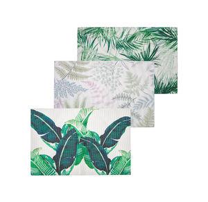Home Platzset in tropischem Design, ca. 30x45cm