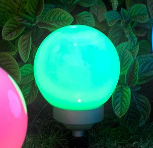 Solar-Kugelleuchte mit Farbwechsel, Ø ca. 15cm