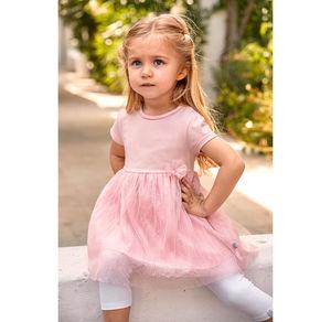 Liegelind Baby-Mädchen-Kleid in zauberhafter Prinzessinnen-Optik
