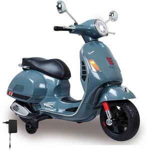 Jamara Ride-On Vespa Elektrofahrzeug grau