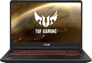 Asus FX705DY-AU028T 43,94 cm (17,3´´) Gaming Notebook red matter