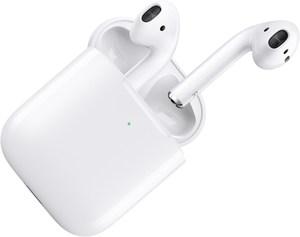 Apple AirPods 2. Generation mit kabellosem Ladecase