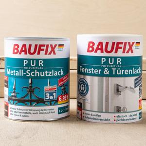 Baufix PUR-Lacke 1 Liter