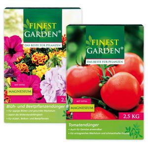 Finest Garden Pflanzen-Dünger