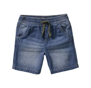 Liegelind Baby-Jungen-Shorts in Jeans-Optik