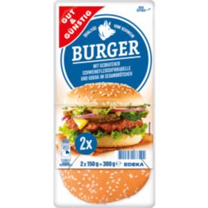 Gut & Günstig Burger