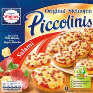 Original Wagner Piccolinis, Pizzies oder Flammkuchen