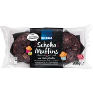 EDEKA Schoko Muffins