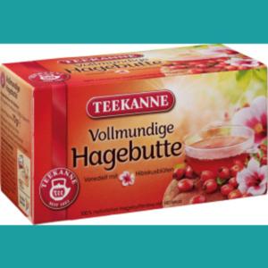 Teekanne Kräuter- oder Früchtetee