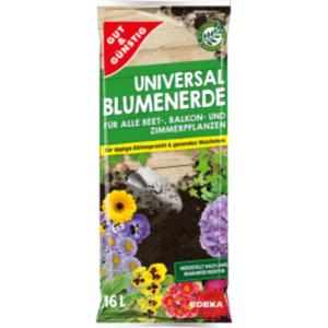 Gut & Günstig Universal Blumenerde