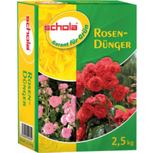 Schola Rosen-, Beeren- oder Universaldünger