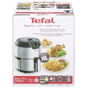 Tefal Heißluftfritteuse Easy Fry Classic EY 201 D
