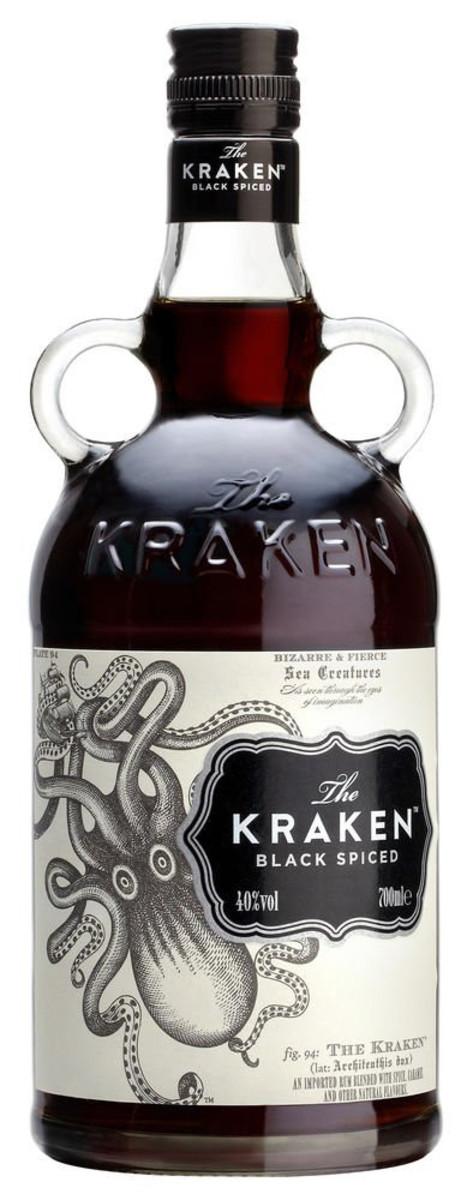 Bild 1 von The Kraken Black Spiced Rum